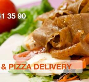Le Blandonnet Pizzeria pizza et kebab à l'emporter