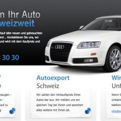 exportauto schweiz