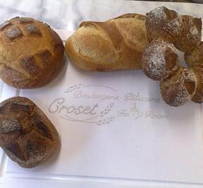 Boulangerie-Pâtisserie Tea-Room Croset Sàrl