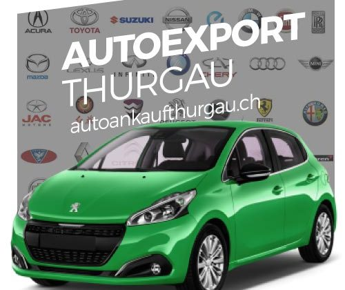 Autoexport Fahrzeugtyp